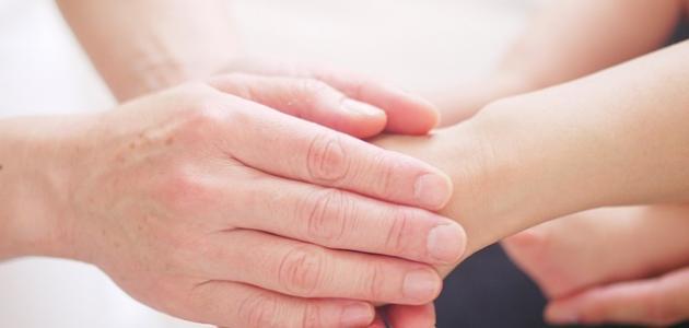 طريقة إخفاء عروق اليدين