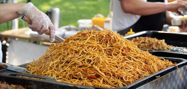أكل صيني