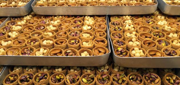 حلويات قطر