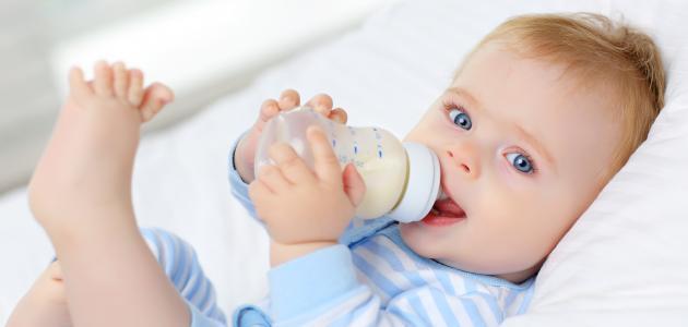 أعراض الحساسية من اللاكتوز عند الرضع