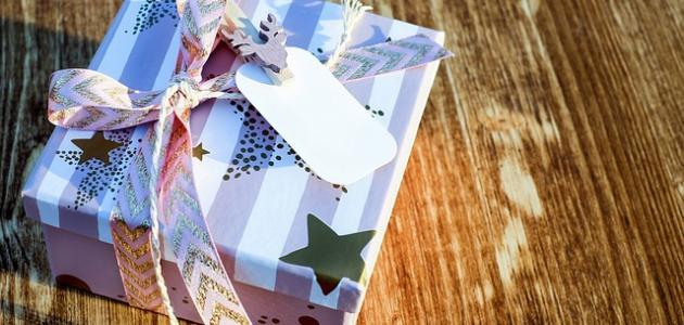 كيفية اختيار هدية عيد ميلاد