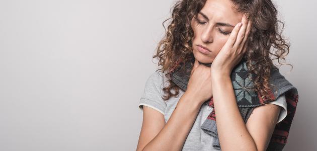 أعراض سرطان الفم والبلعوم