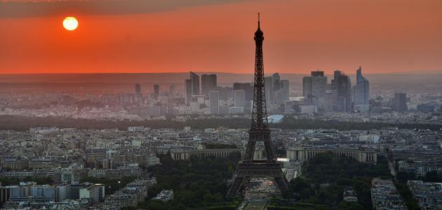 التضاريس في فرنسا