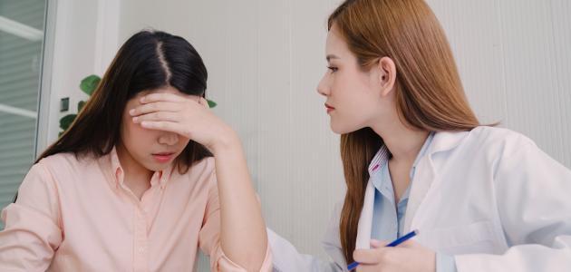 أمراض بطانة الرحم عند النساء
