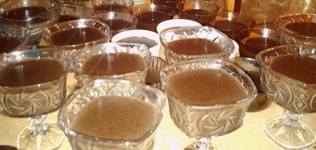 طريقة طبخ عصيدة زقوقو تونسية