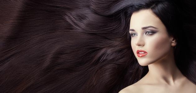 أفضل طرق فرد الشعر بالنشا