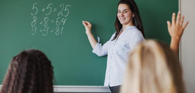 أجمل العبارات للمعلمات