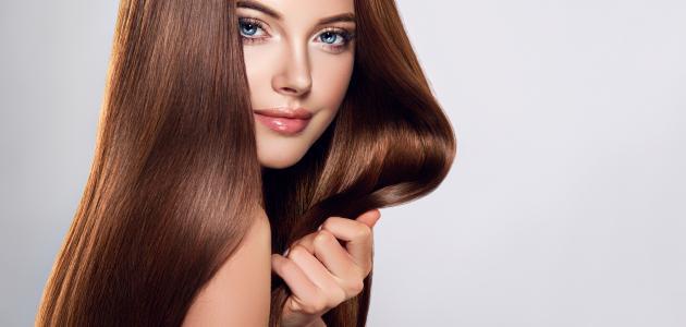 طريقة عمل مساج لتطويل الشعر