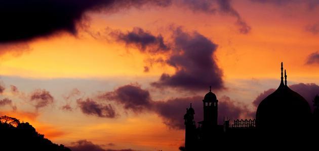أول مسجد شيد في الإسلام
