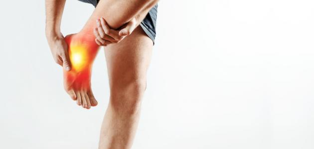 التهاب نسيج القدم