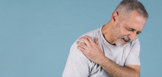 التهاب أوتار الكتف