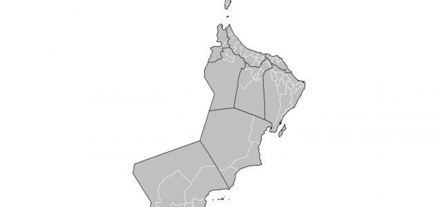 المحافظات في سلطنة عمان