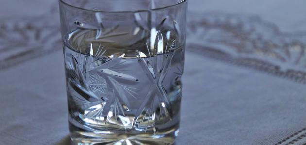 أعراض نقص شرب الماء