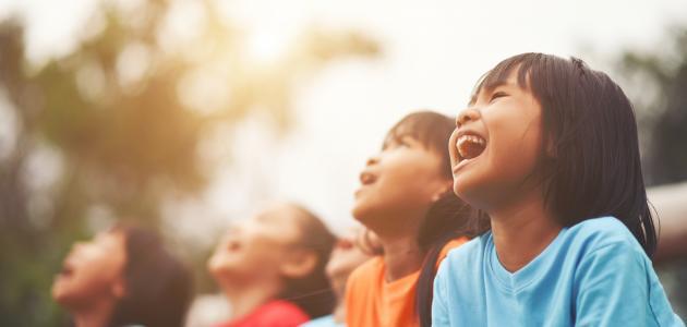 كلمات عن تربية الأطفال