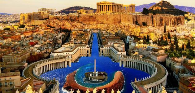 سياحة أثينا