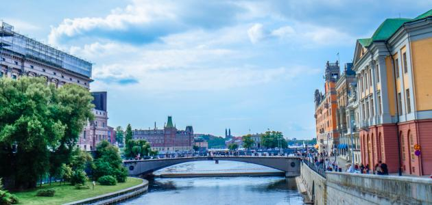 السياحة إلى السويد