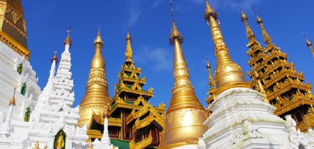 أكبر مدن بورما