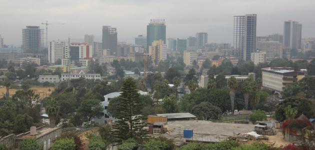 سياحة أديس أبابا