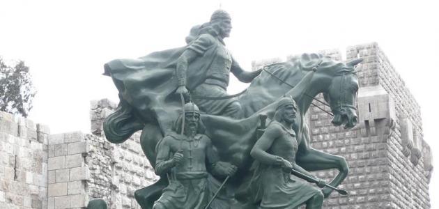 أبرز أعمال صلاح الدين الأيوبي