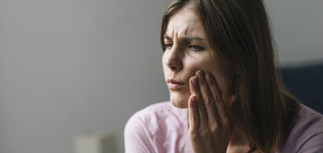 التهاب لب السن