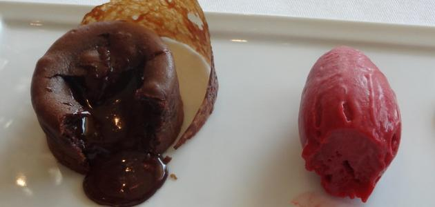 طريقة عمل حشوة الكيك بالشوكولاتة