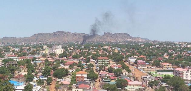 ما هي عاصمة جنوب السودان
