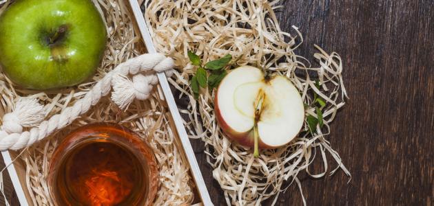 كيفية استعمال خل التفاح للوجه