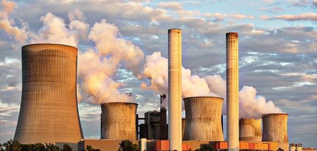 ما المقصود بالتلوث البيئي
