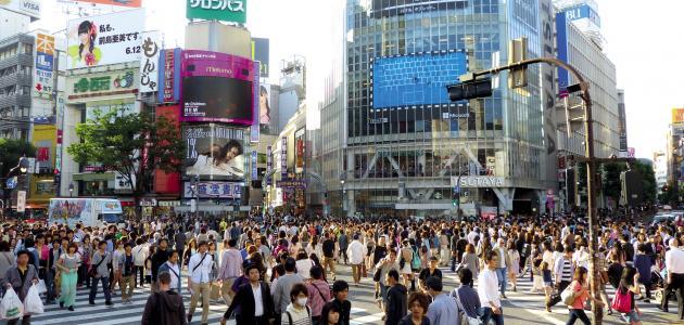 ما هي عاصمة دولة اليابان