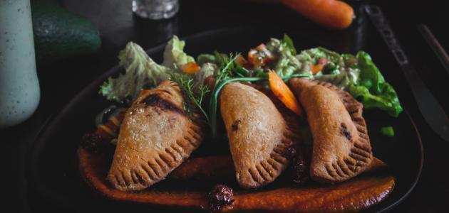 طريقة عمل سمبوسة البطاطس الهندية