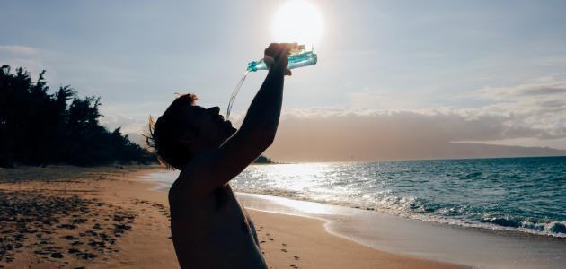 كيفية التعامل مع ضربة الشمس