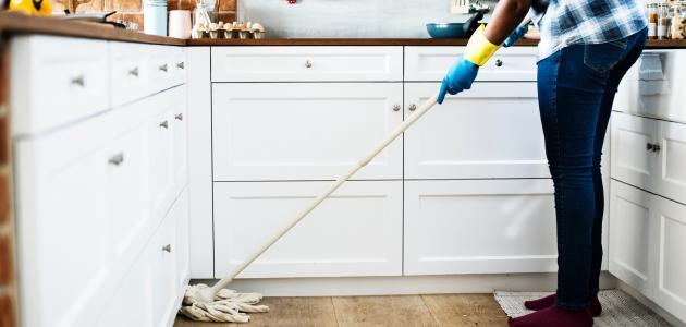 كيفية تنظيف البيت بسهولة
