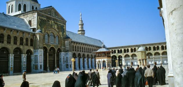 ما هي أكبر المدن السورية