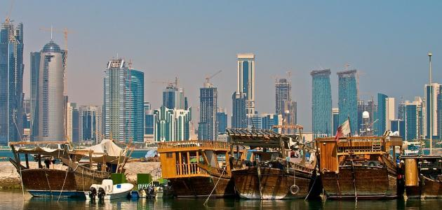 ما هي مساحة دولة قطر