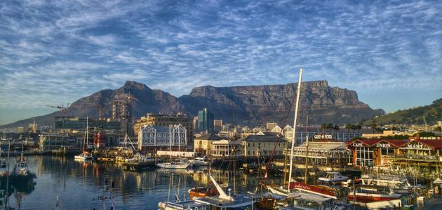 ما هي مساحة جنوب أفريقيا