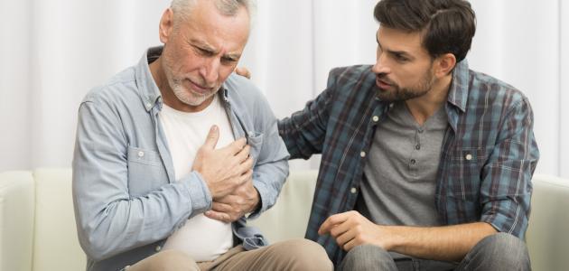 كيفية التعامل مع الجلطة القلبية