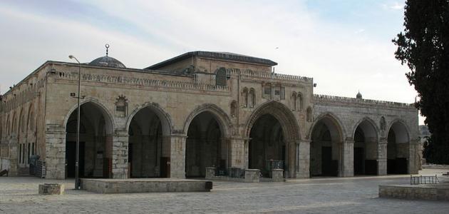 أجر الصلاة في المسجد الأقصى