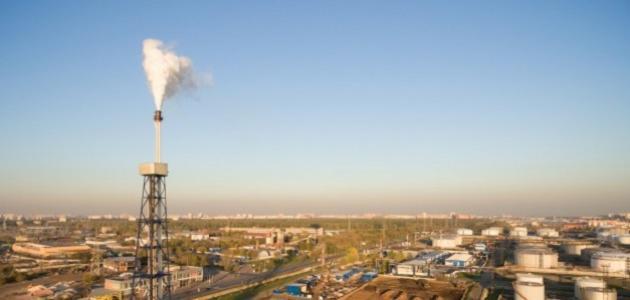 ما هو التلوث الهوائي