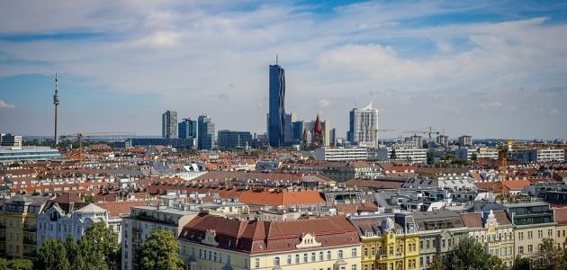 ما هي عاصمة دولة النمسا
