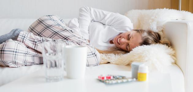 كيفية التخلص من آلام العادة الشهرية