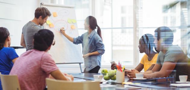 بحث عن خروج المرأة للعمل