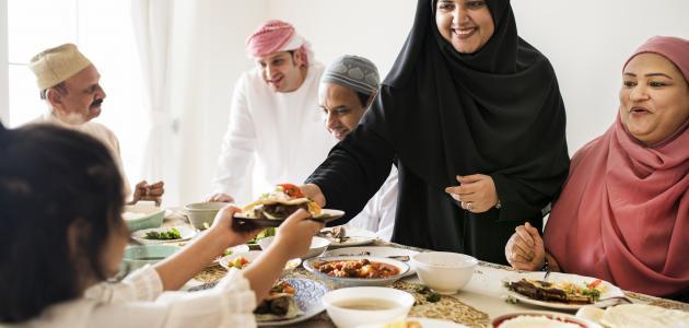 أجر إفطار الصائم في رمضان