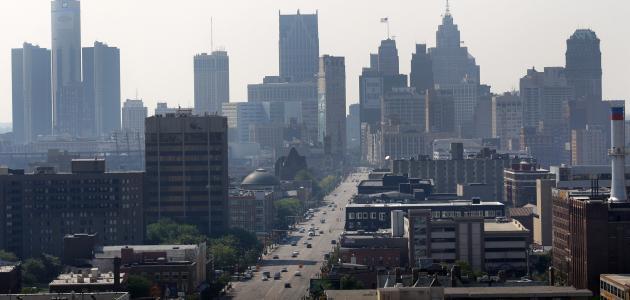 ما هي أكبر مدن ولاية ميشيغان