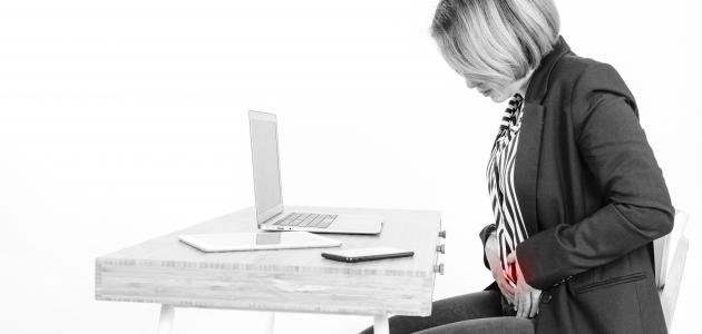 أعراض احتباس الطمث