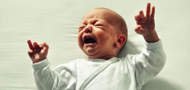 أعراض حساسية الحليب عند الأطفال