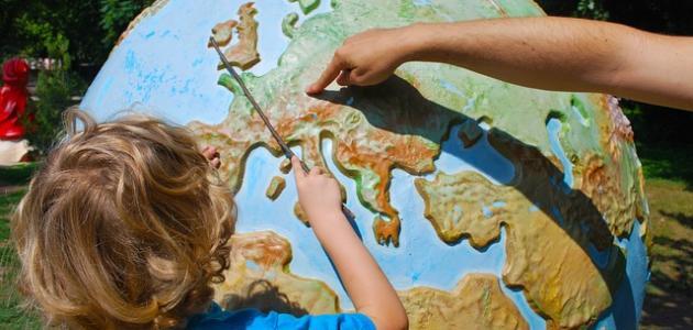 ما المقصود بالجغرافيا