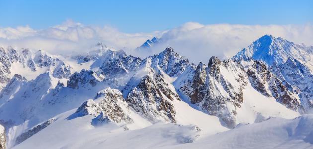 ما هي جبال الألب