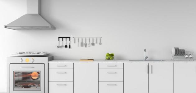 كيفية ترتيب دولاب المطبخ
