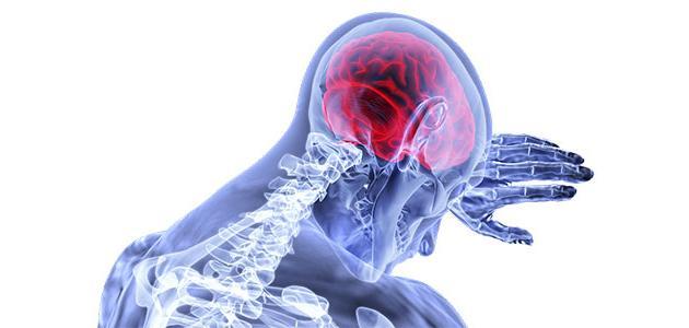 أسباب تلف خلايا المخ