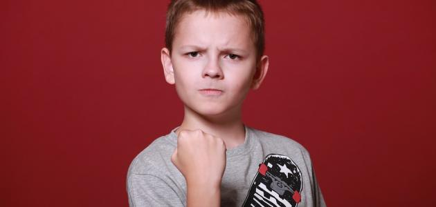 كيفية علاج الطفل العدواني